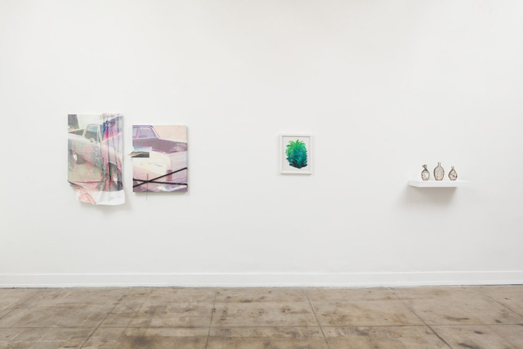 Installation image of To Have or To Be at Ochi Projects, Los Angeles, CA