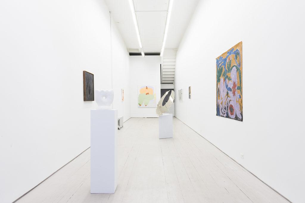 Installation Image of Soft Pretzel at Vacation New York, Ochi Projects