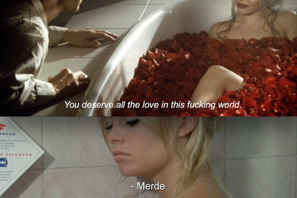 Merde by Sophia Le Fraga, 2020, digital collage
